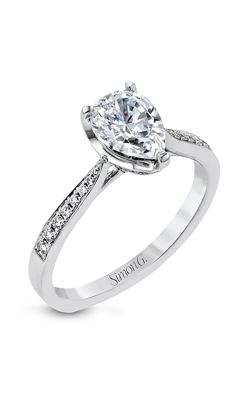 Simon G Engagement Ring Classic Romance TR701-PR product image