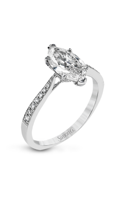 Simon G Classic Romance Engagement Ring TR701-MQ product image