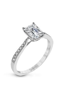 Simon G Classic Romance Engagement Ring TR701-EM product image
