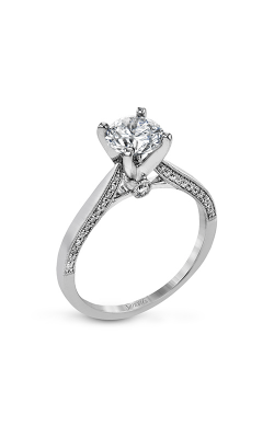 Simon G Solitaire Engagement ring TR680 product image