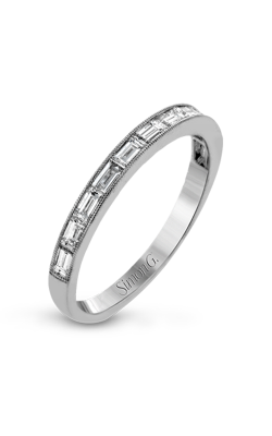 Simon G Vintage Explorer Wedding Band TR670 product image