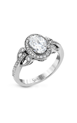 Simon G Vintage Explorer Engagement ring TR651 product image