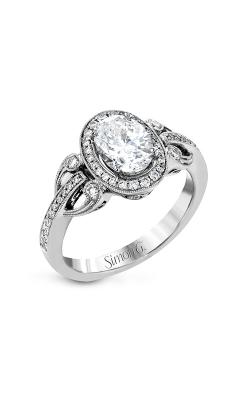 Simon G Vintage Explorer Engagement Ring TR651 product image