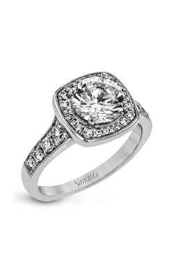 Simon G Classic Romance Engagement ring TR659 product image