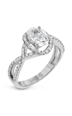 Simon G Delicate Engagement ring TR636 product image