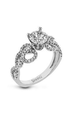 Simon G Classic Romance Engagement Ring LR2136 product image