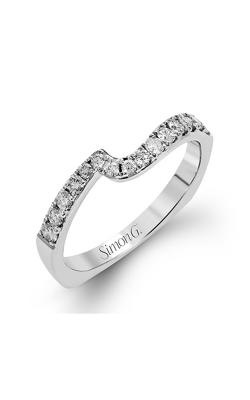 Simon G Classic Romance Wedding Band DR237 product image