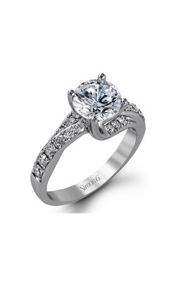 Simon G Classic Romance Engagement ring DR237 product image