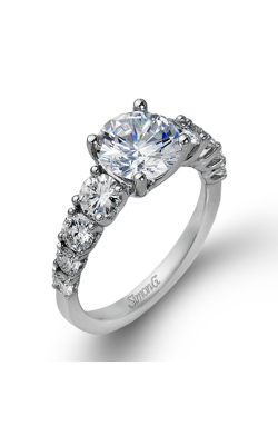 Simon G Engagement Ring Modern Enchantment TR394 product image