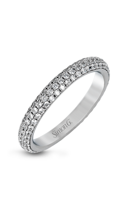 Simon G Wedding Band Modern Enchantment TR152 product image