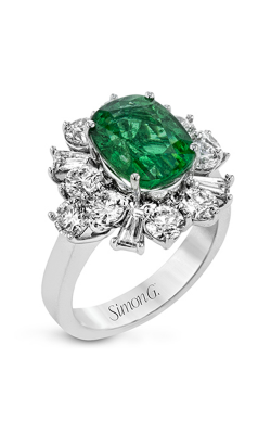 Simon G Vintage Explorer Engagement Ring LR2308 product image