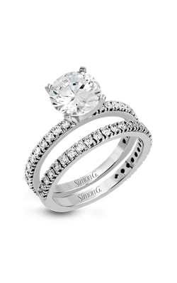 Simon G Passion Wedding Set PR148 product image