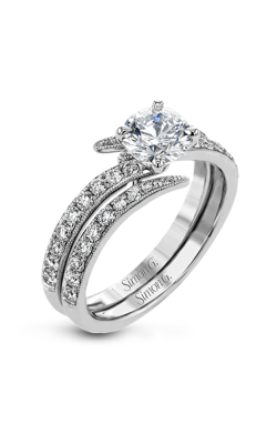 Simon G Modern Enchantment Engagement Ring NR539 product image