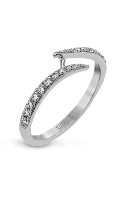 Simon G Wedding Band Modern Enchantment NR539 product image