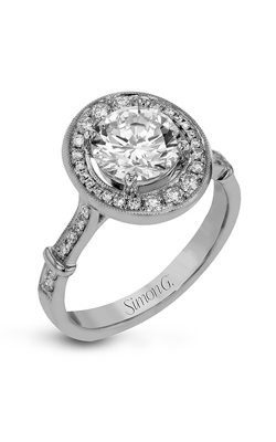 Simon G Classic Romance Engagement ring NR515-A product image