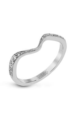 Simon G Wedding Band Classic Romance NR513 product image