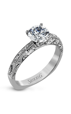 Simon G Solitaire Engagement Ring MR2965 product image