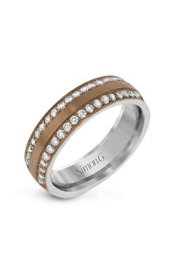 Simon G Wedding Band Classic Romance LL133 product image