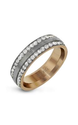 Simon G Wedding Band Classic Romance LL134 product image