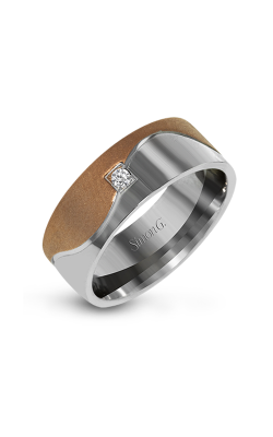 Simon G Men Collection Wedding band LL136 product image