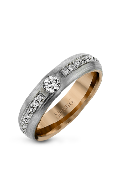 Simon G Men Collection Wedding band LL138 product image