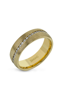 Simon G Wedding Band Classic Romance LL141 product image