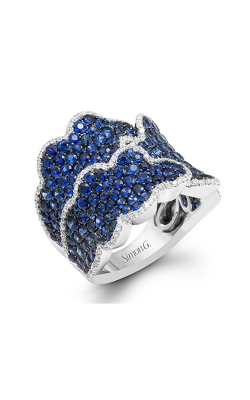Simon G Fashion ring Midnight LP2233 product image