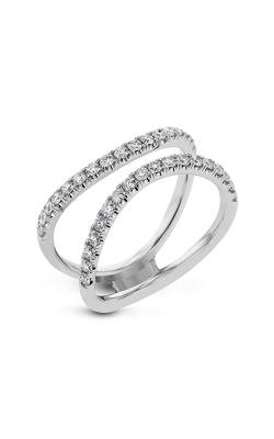 Simon G Wedding Band Classic Romance LR1083-MQ product image