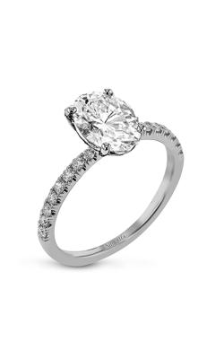 Simon G Classic Romance Engagement ring LR1083-OV product image