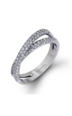 Simon G Classic Romance Wedding band MR1577 product image