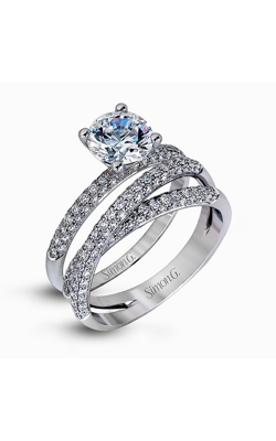 Simon G Engagement Ring Delicate MR1577-D product image