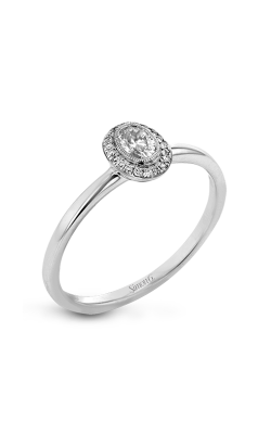 Simon G Solitaire Engagement ring LR1170-OV product image