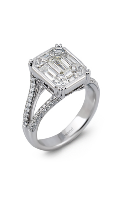 Simon G Mosaic Engagement Ring MR2020 product image
