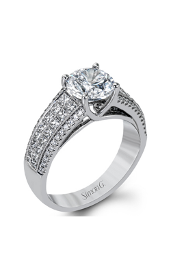 Simon G Nocturnal Sophistication Engagement Ring MR2497-A product image