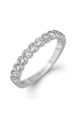 Simon G Wedding Band Modern Enchantment MR2566 product image