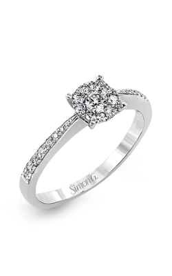 Simon G Mosaic Engagement Ring MR2658 product image