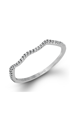 Simon G Wedding Band Classic Romance MR2695 product image