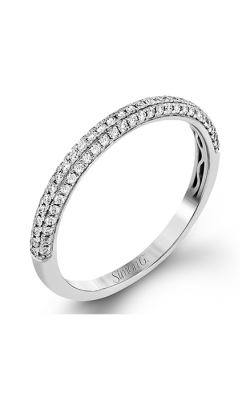 Simon G Wedding Band Modern Enchantment MR2737 product image