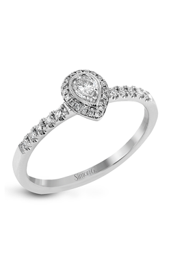 Simon G Delicate Engagement ring LR1104 product image