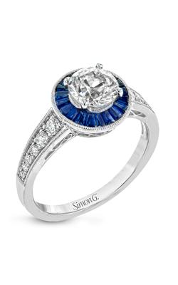 Simon G Classic Romance Engagement Ring LR1028 product image
