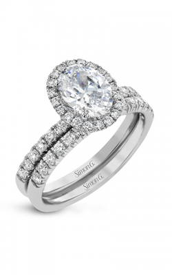 Simon G Passion Wedding Set MR2905 product image