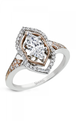 Simon G Fashion Ring Vintage Explorer LR2677 product image