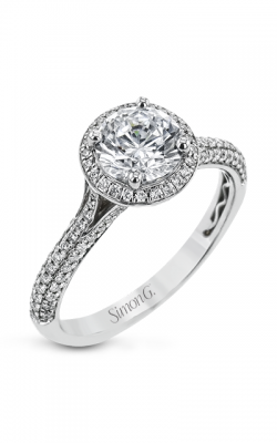 Simon G Engagement Ring Classic Romance MR3097 product image