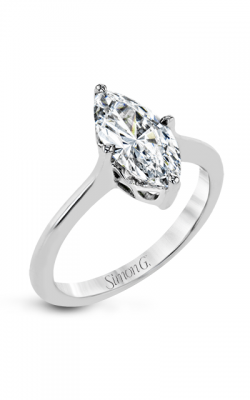 Simon G Modern Enchantment Engagement Ring PR151 product image