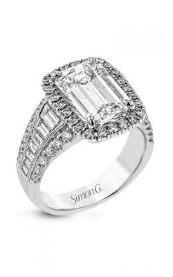 Simon G Passion Engagement ring LR1164-EM product image