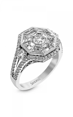 Simon G Mosaic Engagement Ring MR2134 product image
