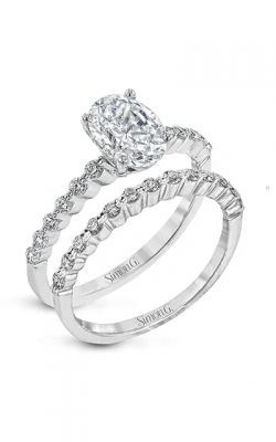 Simon G Wedding Set Engagement ring MR2173-D-OV product image