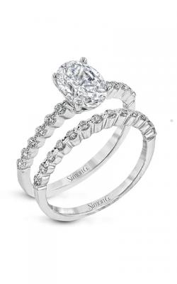 Simon G Wedding Set Engagement ring MR2173-D-OV product image
