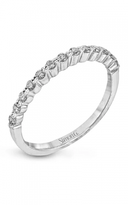 Simon G Wedding Band Wedding band MR2173-D-OV product image