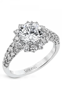 Simon G Semi-Mounts Engagement Ring LR2487 product image